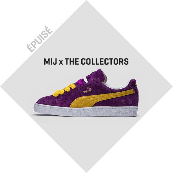 MIX x THE COLLECTORS