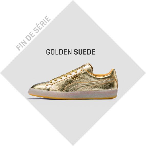 PUMA GOLDEN SUEDE